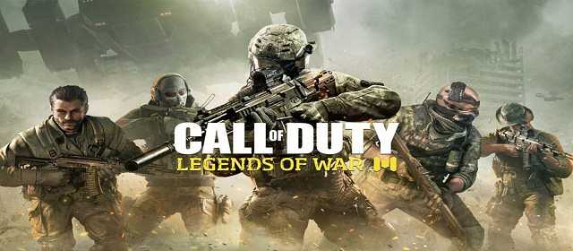 Call of Duty: Legends of War v1.0.0 APK
