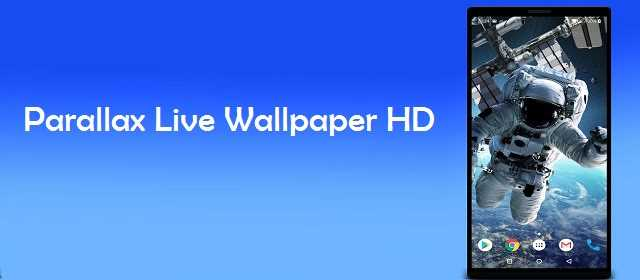 Parallax Live Wallpaper HD v2.1.4 APK