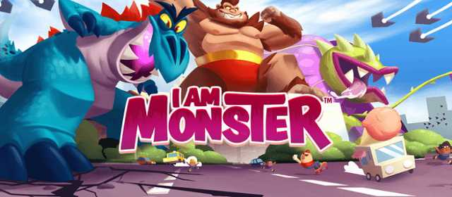 I Am Monster Idle Destruction Apk
