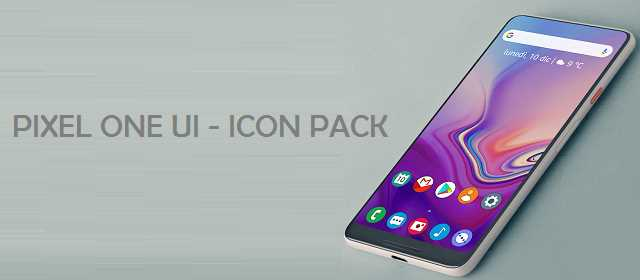 PIXEL ONE UI - ICON PACK Apk