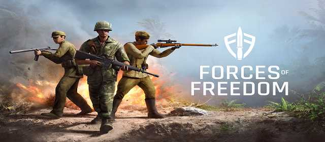 Forces of Freedom v4.3.0 Mod APK