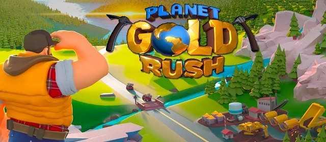 Planet Gold Rush Apk