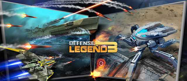 Defense Legend 3: Future War v2.6.4 [Mod] APK