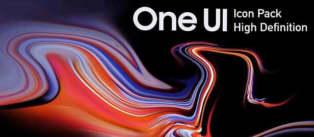 ONE UI - ICON PACK v6.4 APK