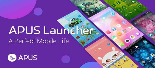 APUS Launcher Ad-Free Apk
