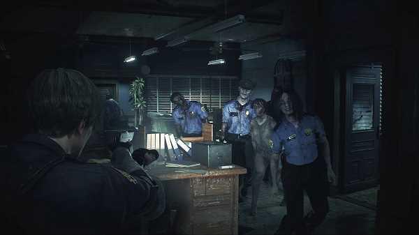 Resident Evil 2 Remake- screenshot
