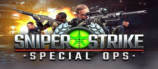 Sniper Strike : Special Ops v3.806 Mod APK