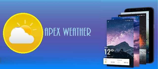 Apex Weather Pro v15.6.0.45653 APK