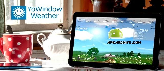 YoWindow Weather Apk