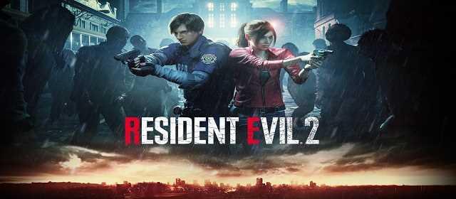 Resident Evil 2 Remake Apk