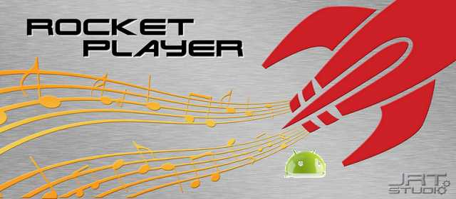 Rocket Music Player Premium v5.12.70 APK