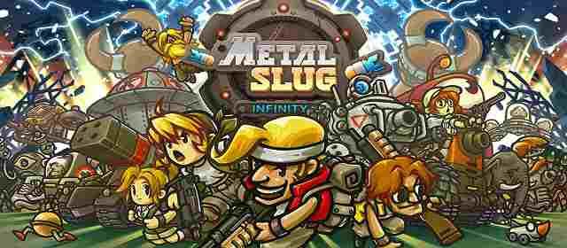Metal Slug Infinity : Idle Game APK