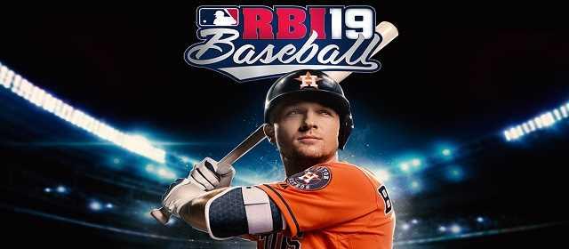 R.B.I. Baseball 19 Apk