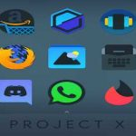 Project X Icon Pack v4.6 APK