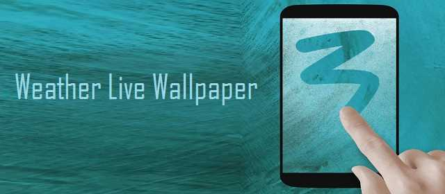 Weather Live Wallpaper Pro: Weather Forecast Apk