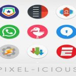 PIXELICIOUS ICON PACK v7.1 APK