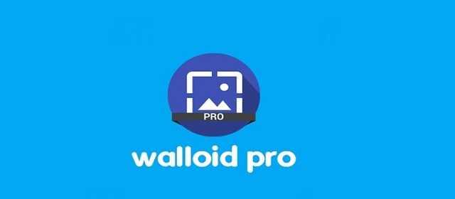 Walloid HD Stock Wallpapers Pro Apk