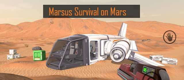 Marsus: Survival on Mars Apk