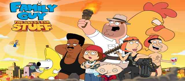 Family Guy The Quest for Stuff Apk