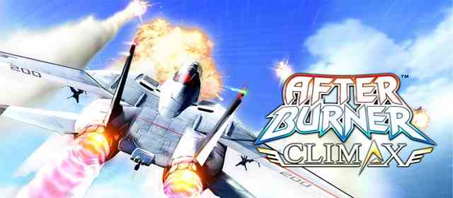 After Burner Climax Apk