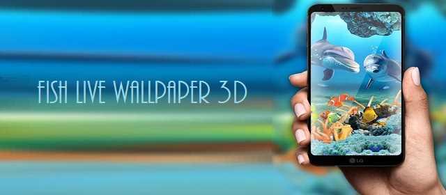 Fish Live Wallpaper 3D Aquarium PRO Apk