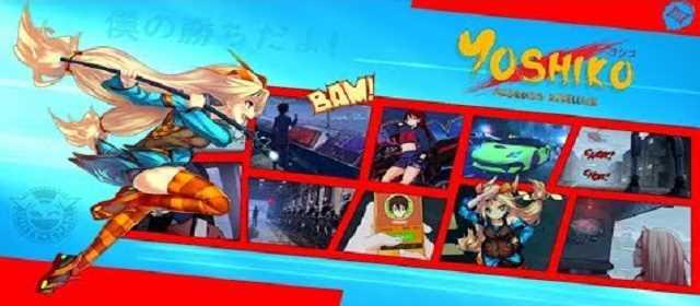 Yoshiko: Androids Rebellion Apk