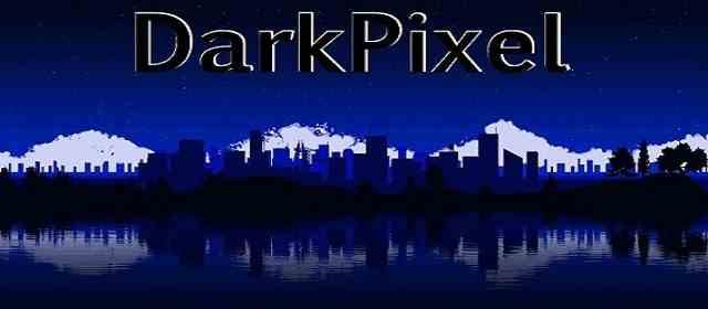 DARK PIXEL - HD ICON PACK Apk