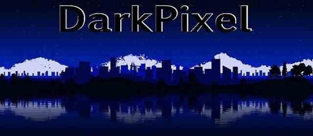 DARK PIXEL - HD ICON PACK Apk