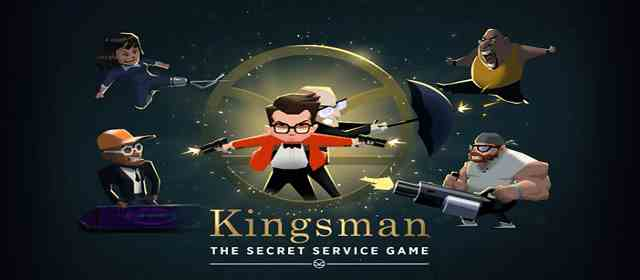Kingsman - The Secret Service Game Apk