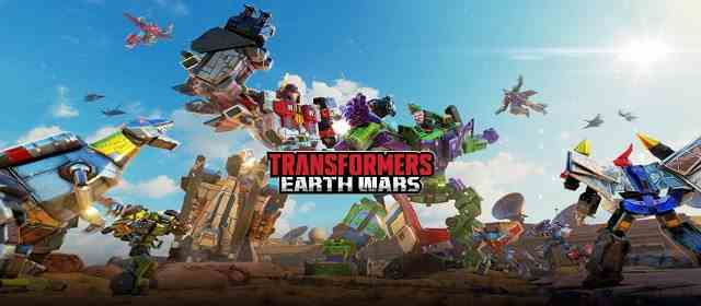 Earth Wars: TRANSFORMERS Apk