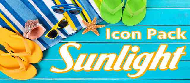 SUNLIGHT - ICON PACK Apk