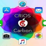 CRiOS CARBON - ICON PACK v1.5 APK