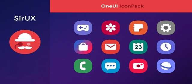 OneUI - S10 Icon Pack Apk