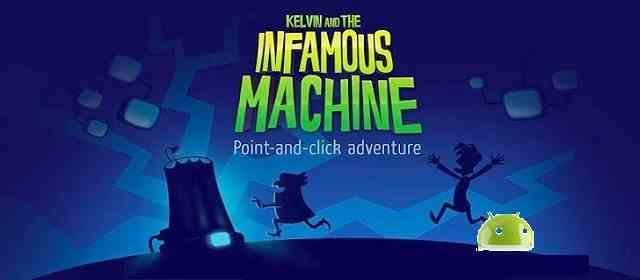 Infamous Machine Apk