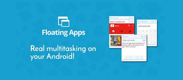 Floating Apps (multitasking) Apk
