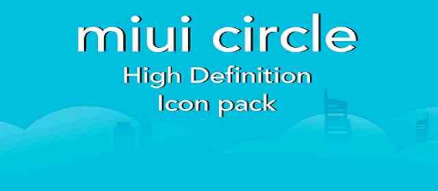 MIUI CIRCLE - ICON PACK APK