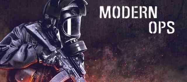 Modern Ops - Online FPS Apk