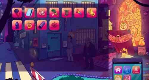 Leisure Suit Larry - Wet Dreams Don't Dry Screenshot
