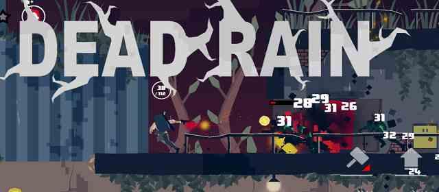 Dead Rain : New zombie virus Apk