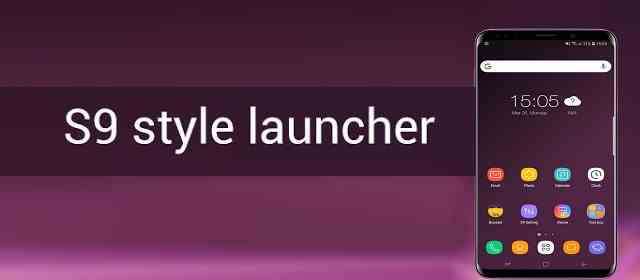 Super S9 Launcher for Galaxy [Prime] Apk