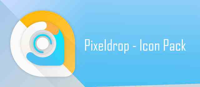 Pixeldrop - Icon Pack Apk