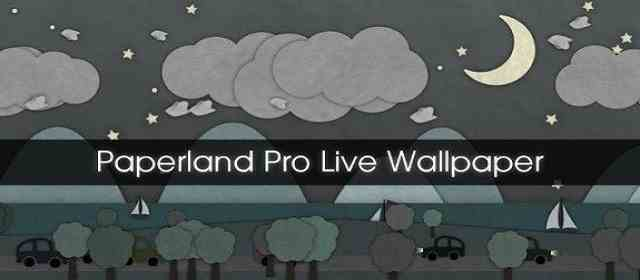 Paperland Pro Live Wallpaper Apk
