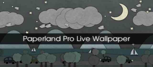 Paperland Pro Live Wallpaper Apk