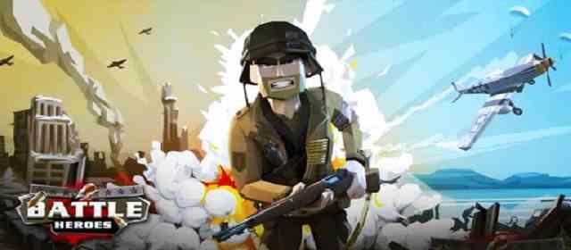 Battle Heroes - Survival in WW2 Apk