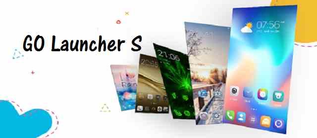 GO Launcher S Vip Apk