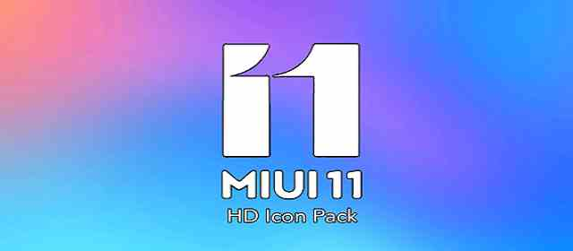 MIUI 11 CARBON - ICON PACK Apk