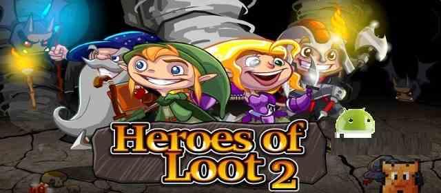 Heroes of Loot 2 Apk