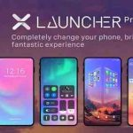 X Launcher Prime: With IOS Style Theme & No Ads v2.0.3 APK