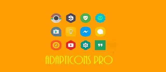 Adapticons Pro Apk
