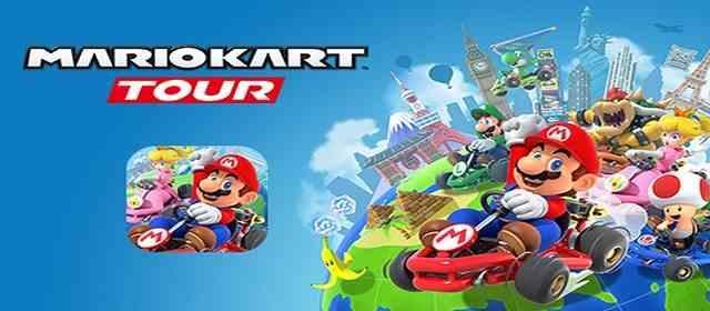 Mario Tour Kart APK